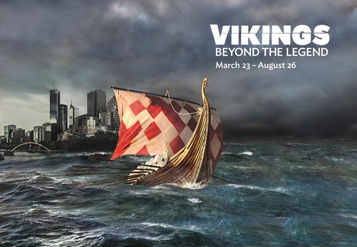 Vikings exhibition Melbourne 2018