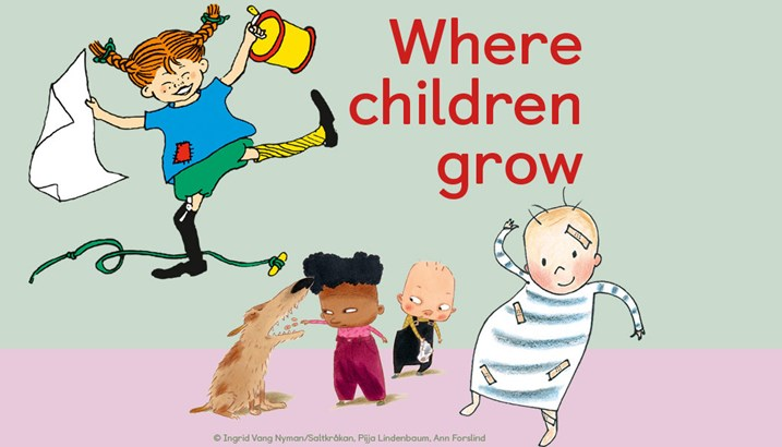 Where Children grow