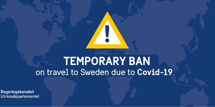 TEMB BAN COVID19 - SWEDEN