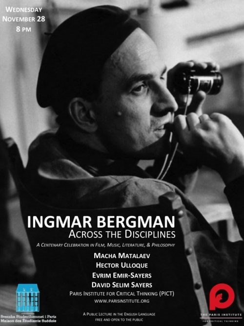 Ingmar Bergman - Across the Disciplines