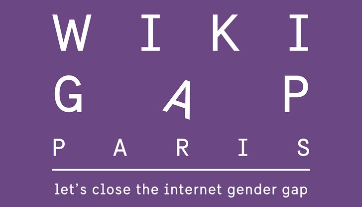 WikiGap Paris
