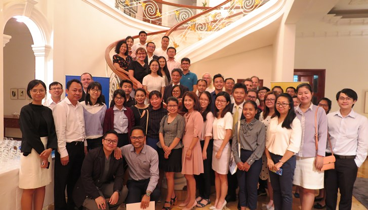 Official launching of Sweden Alumni Network of Cambodia