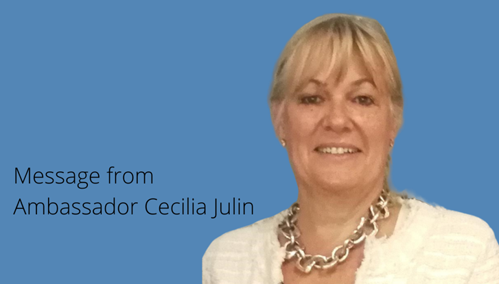 Message from Ambassador Cecilia Julin1.png