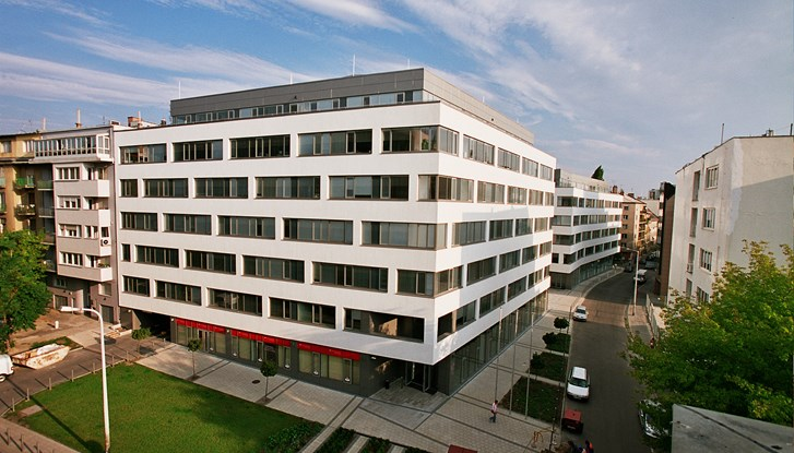 Vizíváros Office Center
